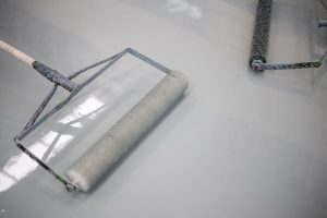 Epoxy Coating for Concrete Floors on Long Island